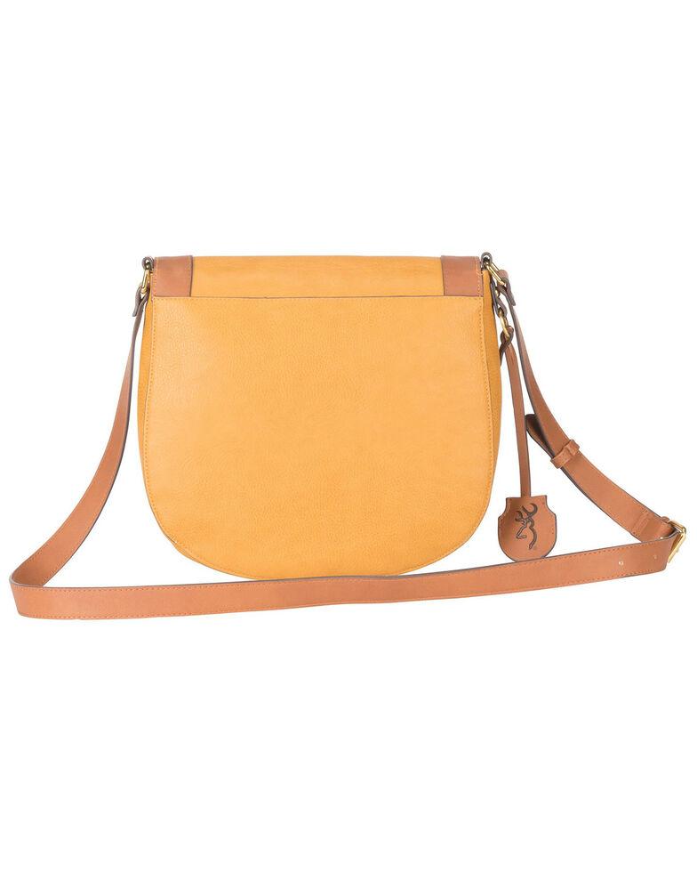 Browning Women's Brown Oakley Concealed Carry Handbag, Honey, hi-res