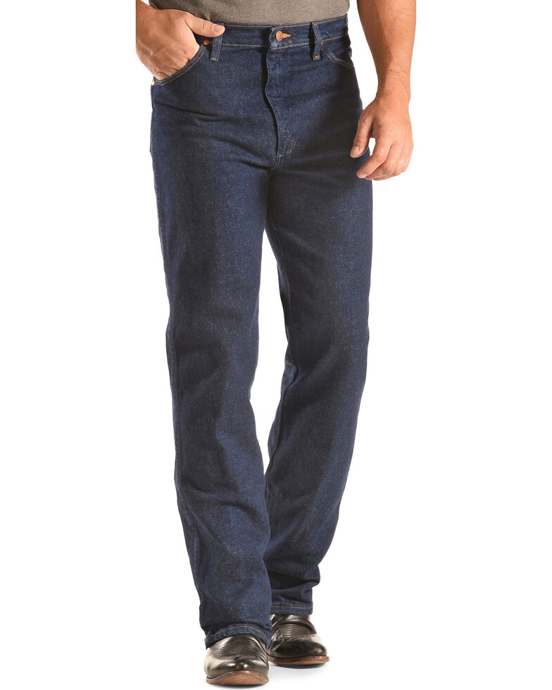 Wrangler Jeans - 937 Slim Fit Elastane Stretch, Indigo, hi-res