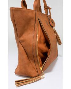 Browning Womens Black Alexandria Conceal Carry Handbag Brown Hi Res