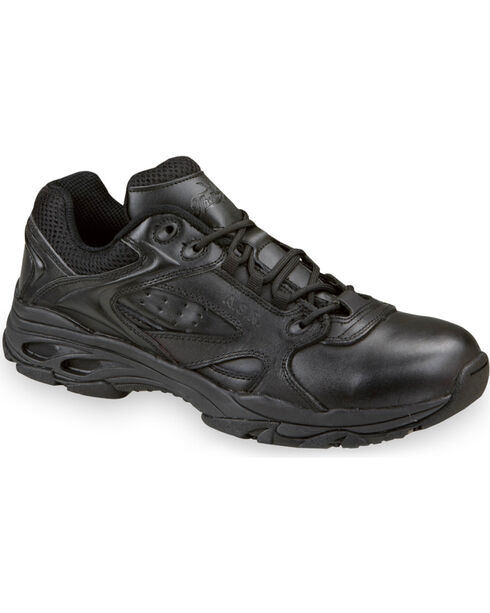 Thorogood Men's Ultra Light Tactical Oxford - Soft Toe, Black, hi-res