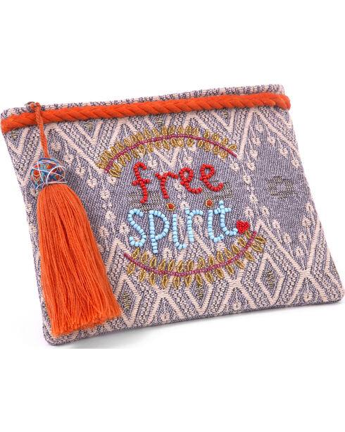 ále by Alessandra Women's Free Spirit Clutch, Multi, hi-res