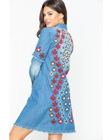 Tasha Polizzi Women's Luciella Dress , Indigo, hi-res