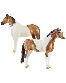 Breyer Kids' Tony Da Pony & Bugs Maloney Horse Set, No Color, hi-res
