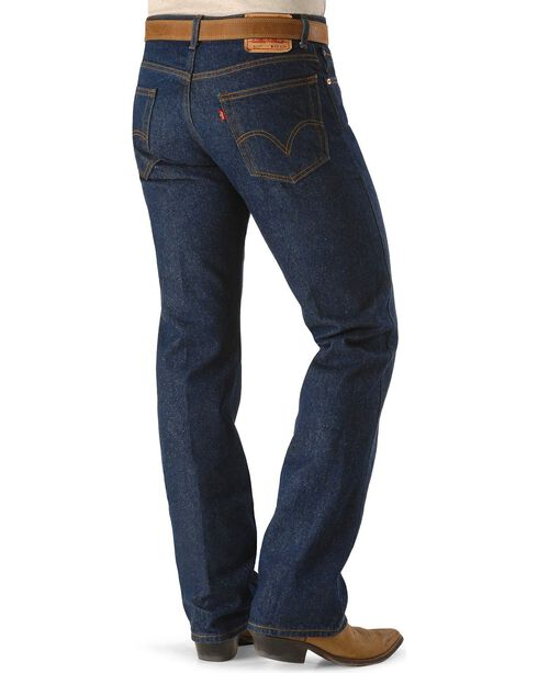 Levis  Jeans 517 Rigid Indigo Boot Cut - Tall, Indigo, hi-res