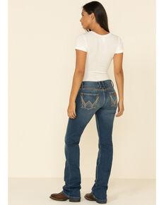 Wrangler Retro Women's Wilma Sadie Bootcut Jeans , Blue, hi-res