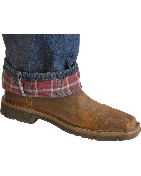 Dickies Flannel Lined Work Jeans, Denim, hi-res