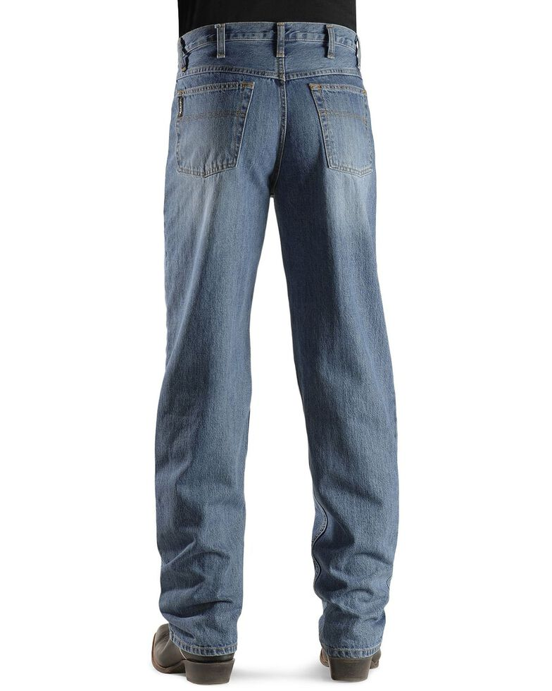 "Cinch Jeans - Black Label Relaxed Fit - 38"" Tall Inseam, Midstone, hi-res"