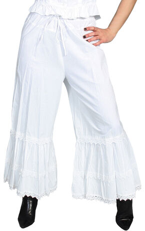 Rangewear by Scully Bloomers, White, hi-res