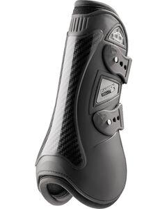Veredus Carbon Gel Open Front Boots, Black, hi-res