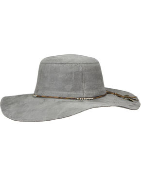 Peter Grimm Ltd Women's Sacson Floppy Hat , Grey, hi-res