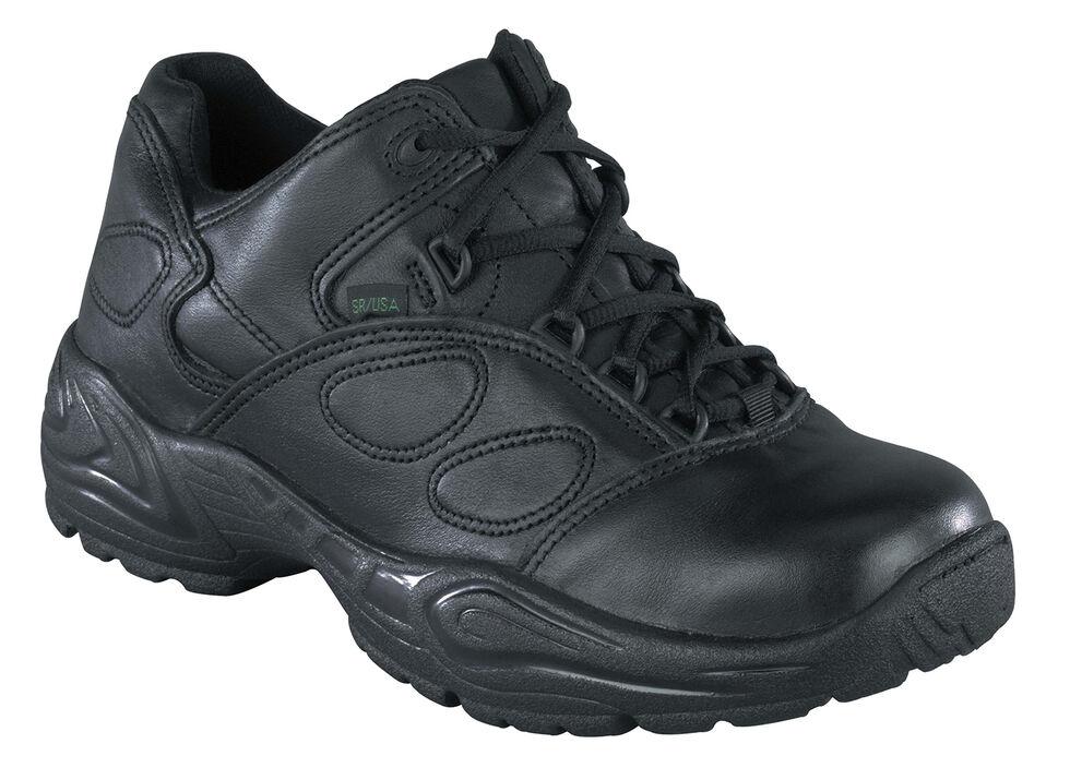 Reebok Men's Postal Express Work Shoes - USPS Approved, Black, hi-res