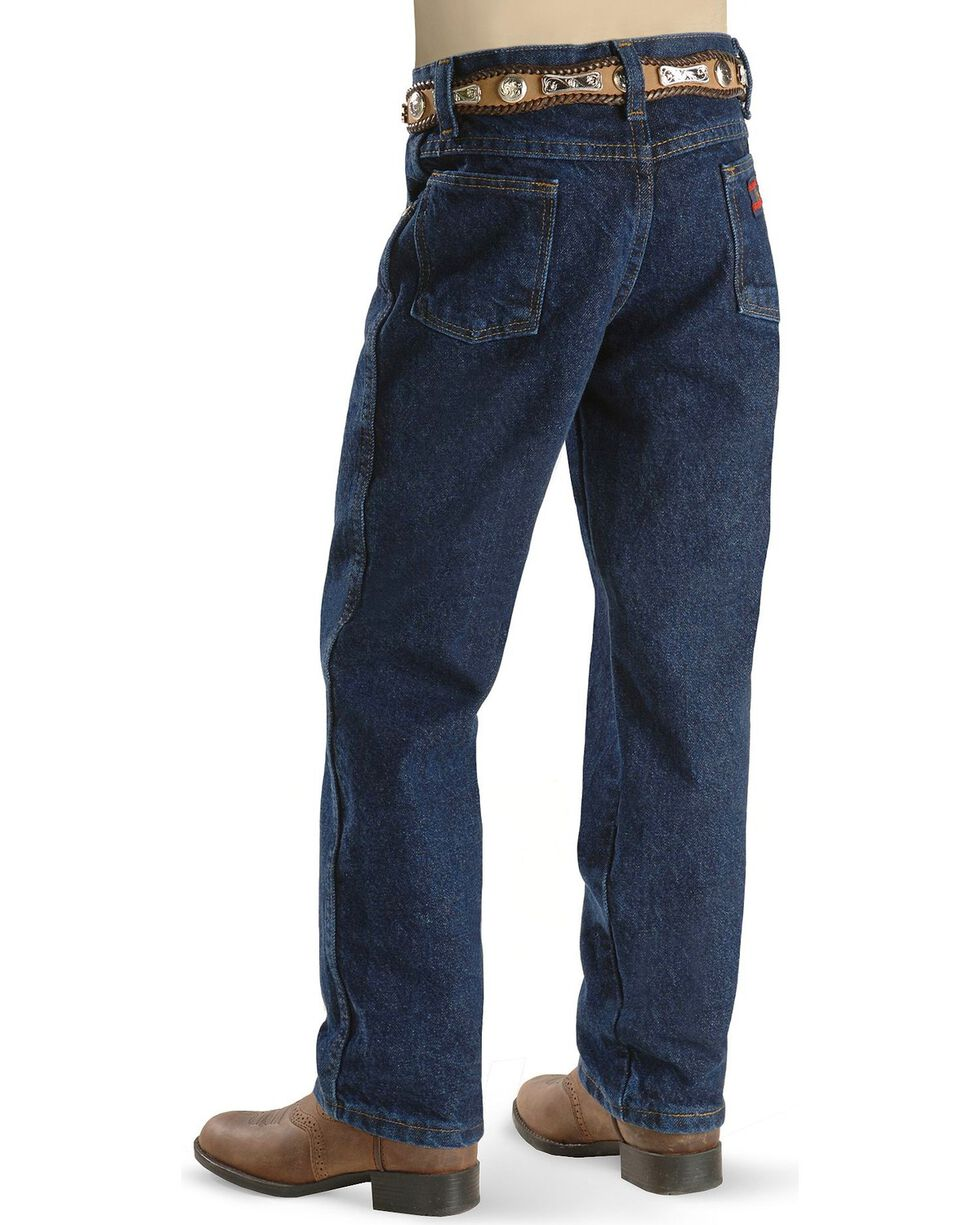 Wrangler 20X Jeans - Boys' Relaxed, Indigo, hi-res