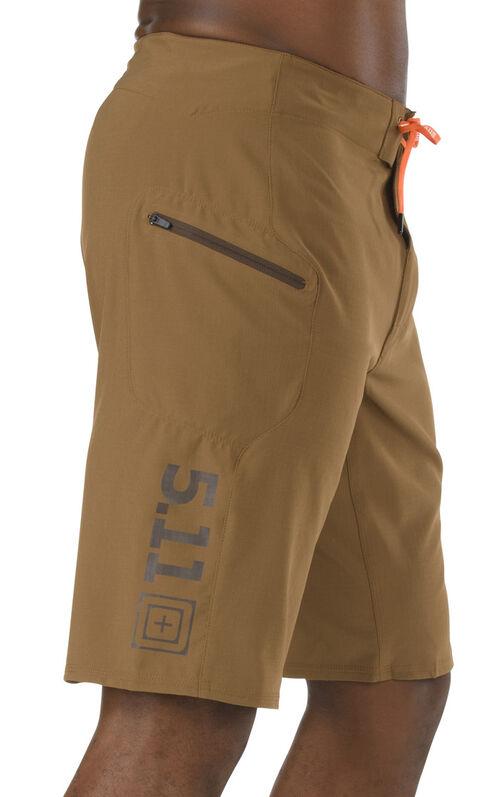 5.11 Tactical Men's Recon Vandal Shorts, Brown, hi-res