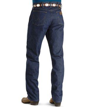 Wrangler Jeans - 47MWZ Original Fit Prewashed Indigo, Indigo, hi-res