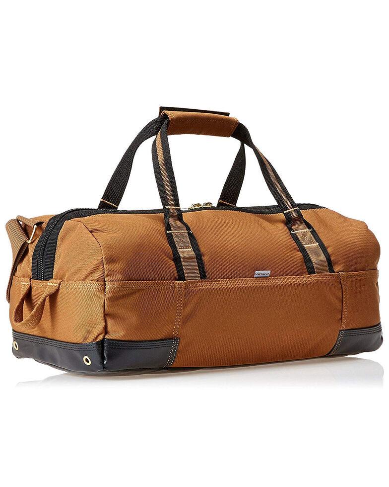 """Carhartt Men's Brown Legacy 20"""" Gear Bag , Brown, hi-res"""