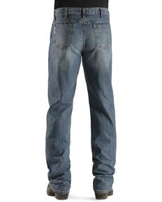 Cinch Jeans - White Label Relaxed Fit Medium Stonewash, Light Stone, hi-res