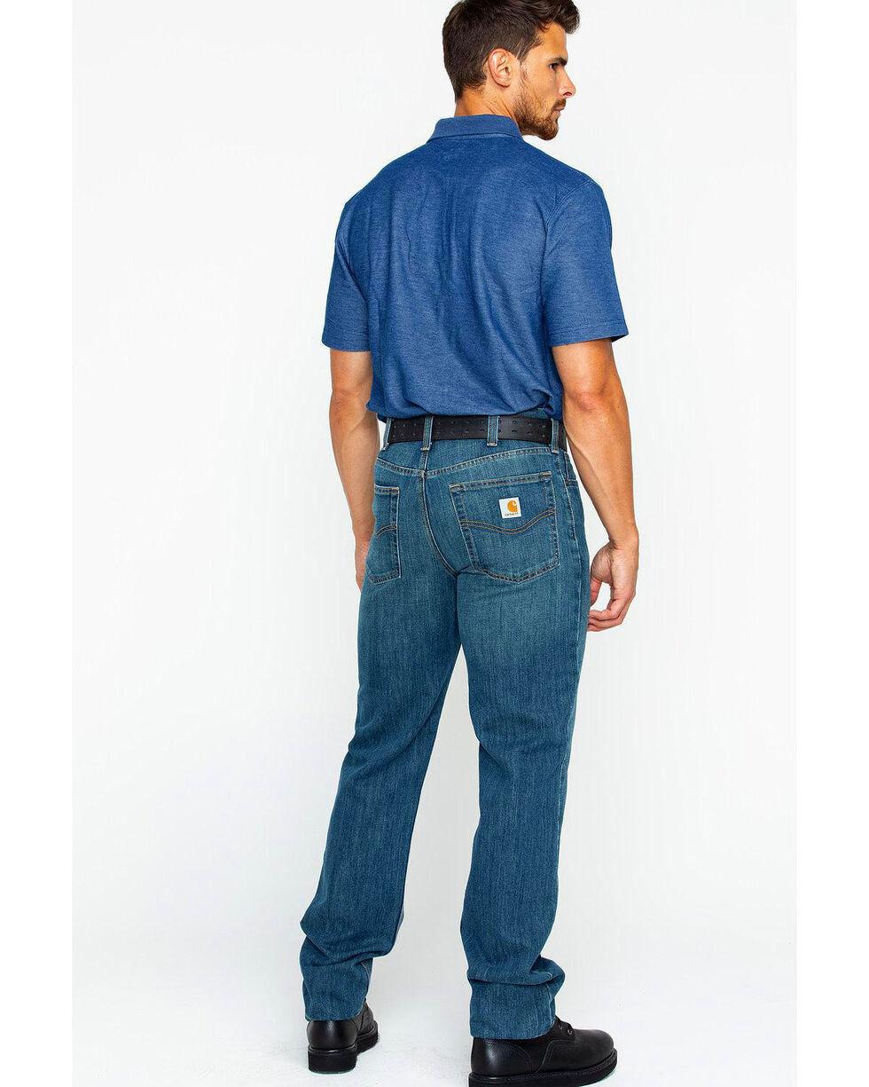 Carhartt Men's Traditional Fit Elton Jeans, Denim, hi-res