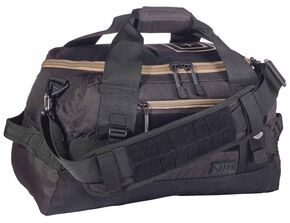 5.11 Tactical NBT Duffle Mike Bag, Black, hi-res