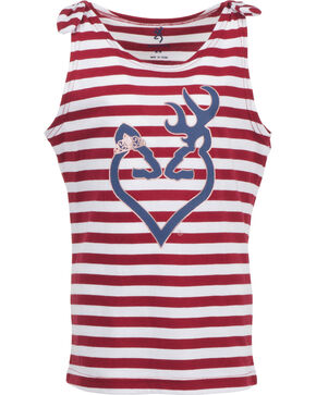 Browning Girls' Starlight Tank Top , , hi-res