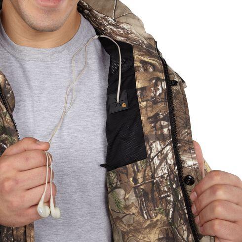 Carhartt Camo Shoreline Jacket - Big & Tall, Camouflage, hi-res