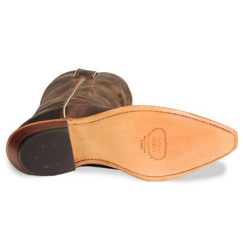 Nocona Texas Tech College Boots, Tan, hi-res