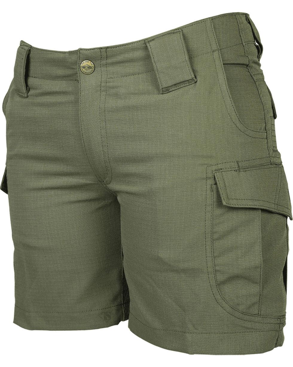 "Tru-Spec Women's 24-7 Series 6"" Ascent Shorts - Extended Sizes, Loden, hi-res"