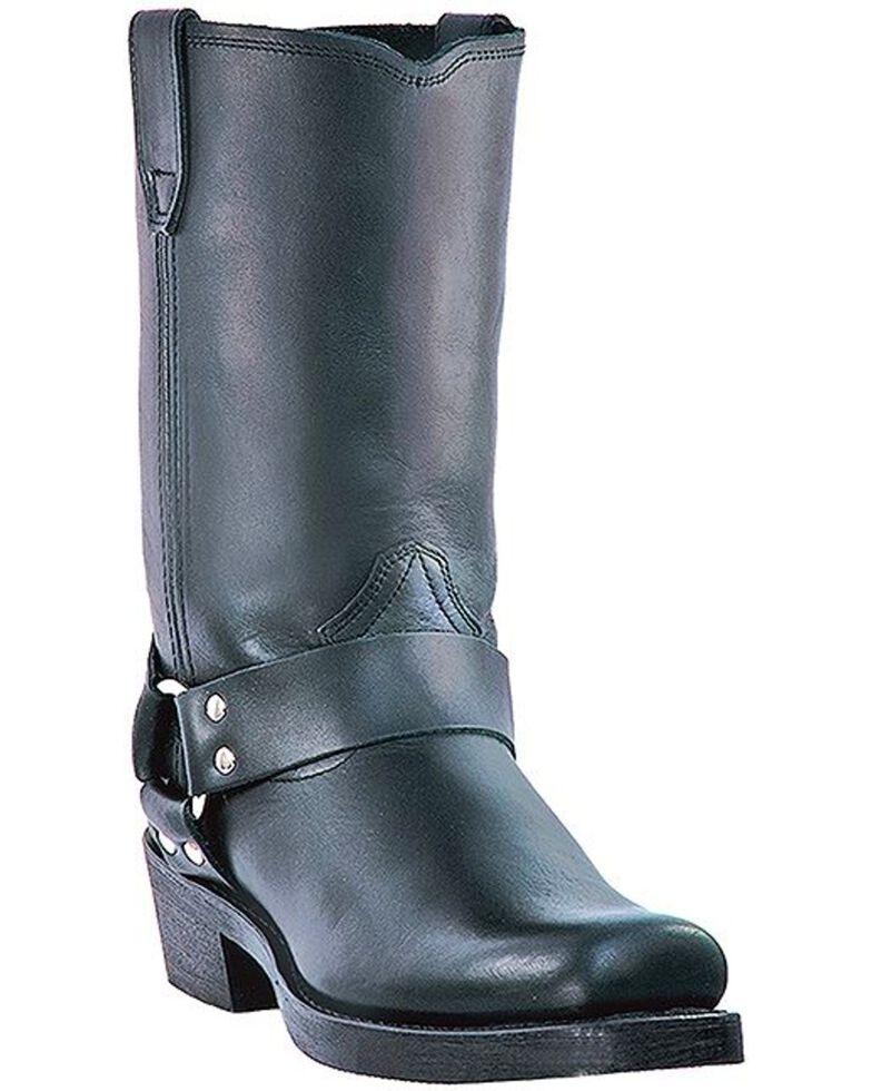 Dingo Men's Jay Harness Boots - Snip Toe, Black, hi-res