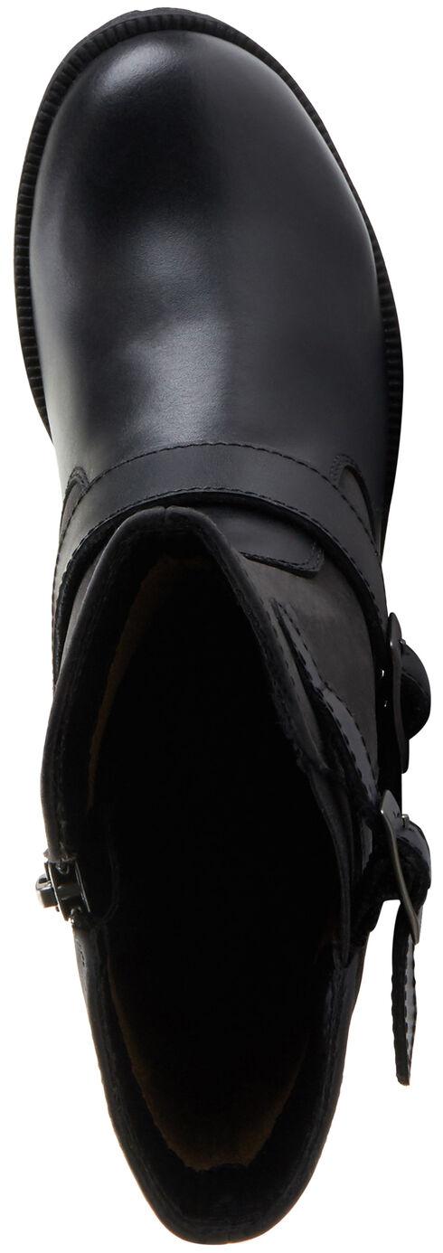 Eastland Women's Black Belmont Boots , Black, hi-res