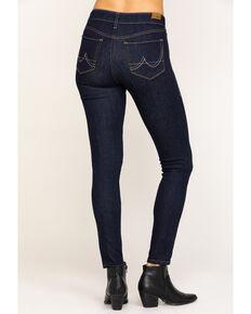 Ariat Women's Sidewinder Ultra Stretch Skinny Jeans, Blue, hi-res