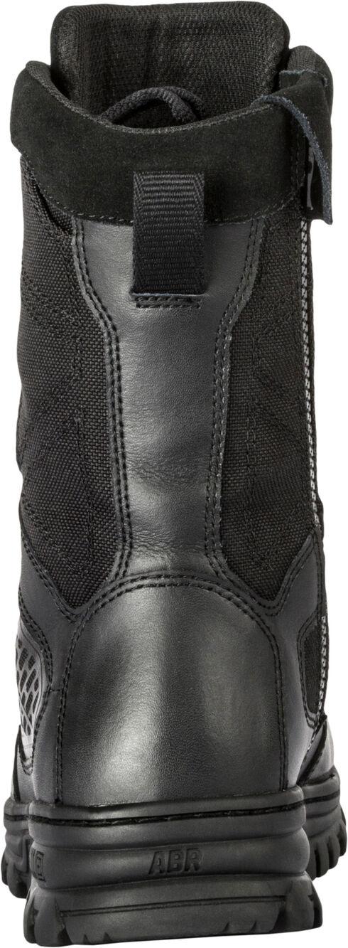 """5.11 Tactical Men's Evo 8"""" Waterproof Side-Zip Boots, Black, hi-res"""