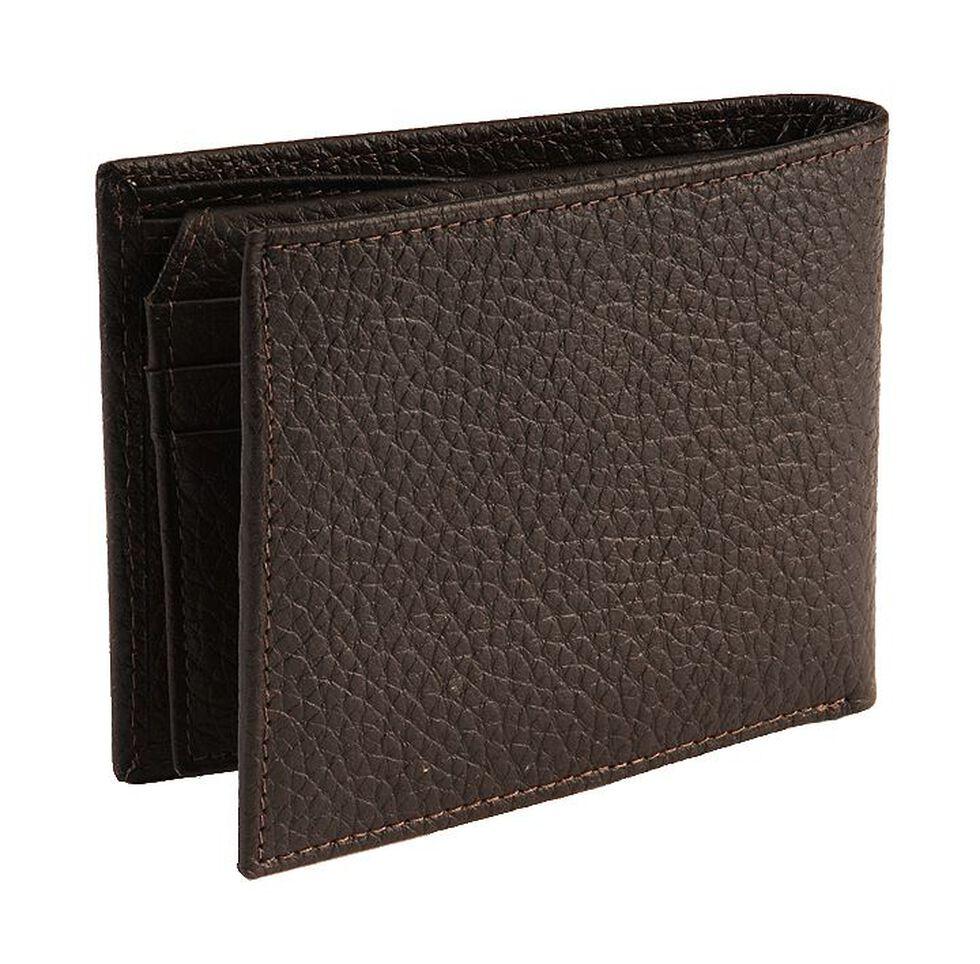 John Deere Bi-Fold Leather Wallet, , hi-res