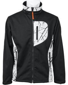 Trail Crest Women's Custom XRG Softshell Jacket, Black, hi-res