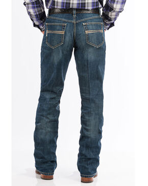 Cinch Men's Carter 2.0 Performance Relaxed Fit Jeans, Indigo, hi-res