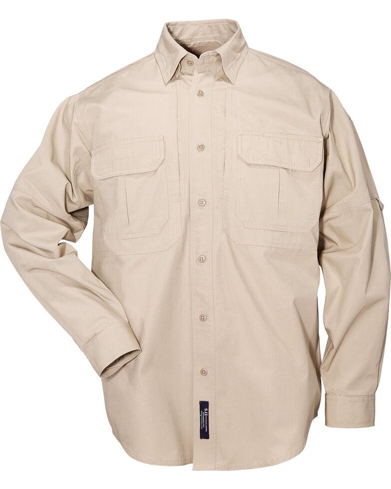 5.11 Tactical Long Sleeve Cotton Shirt - 3XL, , hi-res