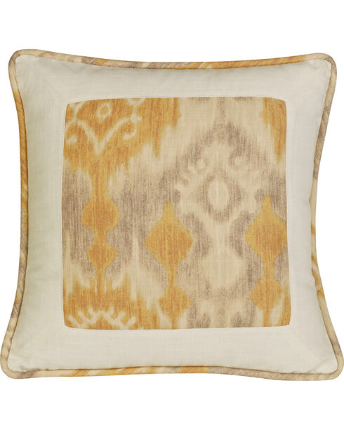 HiEnd Accents Casablanca Framed Pillow, Multi, hi-res
