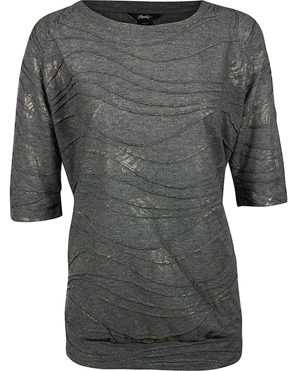 Wrangler Rock 47 Women's Textured Blouse, Multi, hi-res