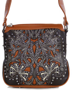 ce4a855b62e Montana West Womens Taupe Concealed Carry Crossbody Purse , Taupe, hi-res