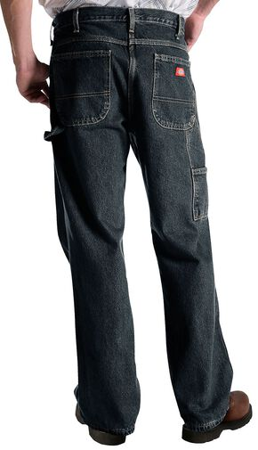 Dickies Relaxed Carpenter Jeans - Big & Tall, Khaki, hi-res