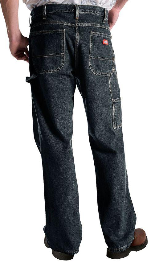 Dickies Relaxed Carpenter Jeans - Big & Tall, Khaki, hi-res