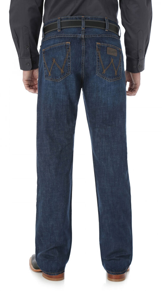 Wrangler 20X Dillon Straight Leg Jeans - Slim Fit, Denim, hi-res