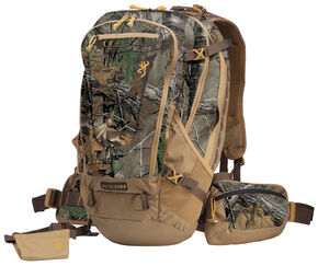 Browning Real Tree Camouflage Buck2100 Day Pack, Camouflage, hi-res