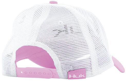 Huk Performance Fishing Logo Trucker Cap , , hi-res