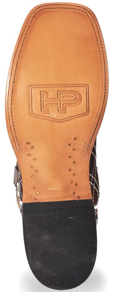 Horse Power Men's Sabotage Western Boots - Square Toe, Brown, hi-res