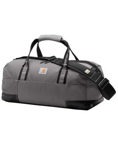 "Carhartt Men's Grey Legacy 20"" Gear Bag , Grey, hi-res"