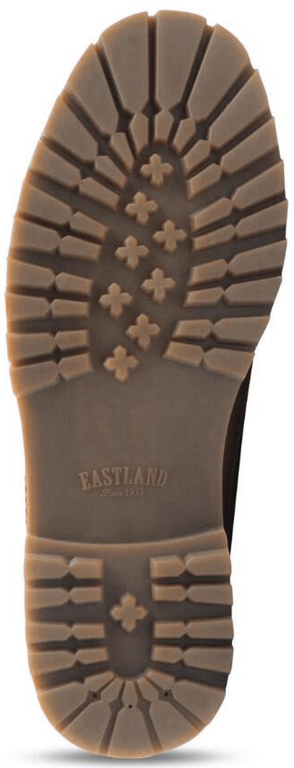 Eastland Women's Dark Tan Ida Chelsea Boots , , hi-res