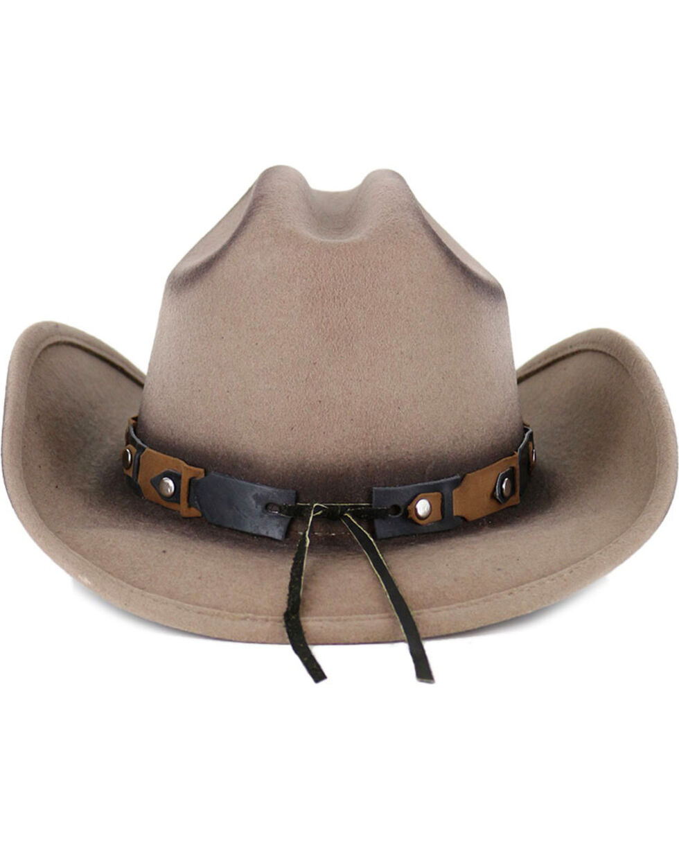 Cody James Boys' Yearling Wool Hat, , hi-res