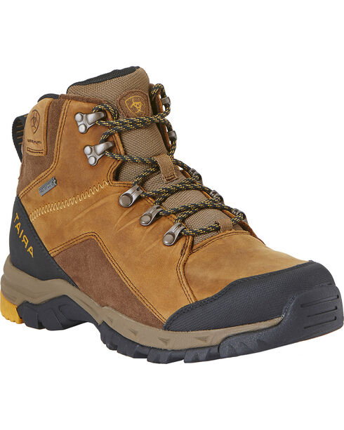 Ariat Men's Skyline Mid GTX Frontier Hiking Boots, Brown, hi-res