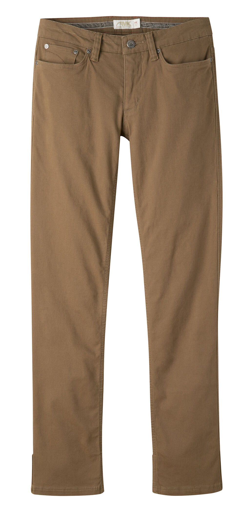 Mountain Khakis Women's Classic Fit Camber 106 Pants, Brown, hi-res