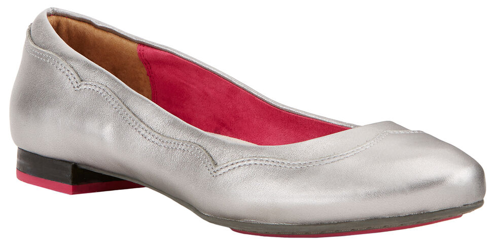 Ariat Women's Audrey Warm Stone Flats, , hi-res