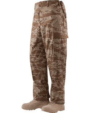 Tru-Spec Classic BDU Camo Pants - Big and Tall, Desert, hi-res